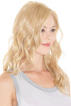 "Belle Tress Wig - Lace Front Mono Top Wave 18"" (#7007) side 1"