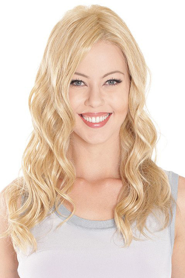"Belle Tress Wig - Lace Front Mono Top Wave 18"" (#7007) front 1"