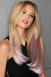 HairDo Extension - 23 Inch 6 Piece Straight Color Extension Kit (#HX23SK) front 1