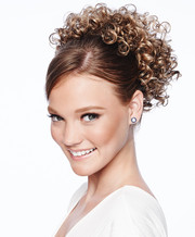 POP by Hairdo Extensions- Cheer Dance Curls front 1