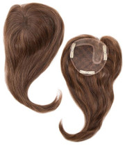 Envy Wigs -- Add On Left - front back