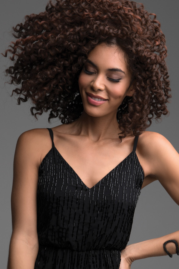 Revlon BOLD Wigs - Diva (#7105) front 1