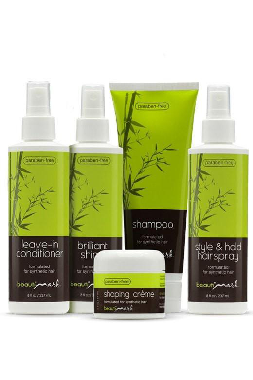 BeautiMark - 5pc Wig Care Kit - Synthetic (BM405)