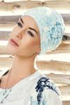 Christine Headwear - Lotus Printed Turban Indian Spring (0475)