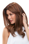 "EasiHair - easiPart XL French 18"" (754/754A) side 1"