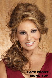 Raquel Welch Wig - Limelight front 1