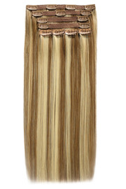 Estetica Wig - Futura Silky Straight 18 Extensions inside