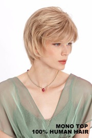 Louis Ferre Wig - Emerald HH (#9021) Front/Side