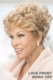 Raquel Welch Wig - The New Romantic side 1