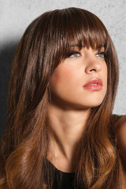 HairDo Extension - Clip-In Bang (#HXBANG) front 1