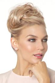 Revlon Wig - Ballerina Bun (#6365) Front/Side