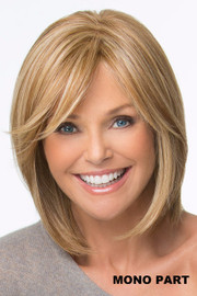 Christie Brinkley Wig - Attention Getter (CBATGT) front 1