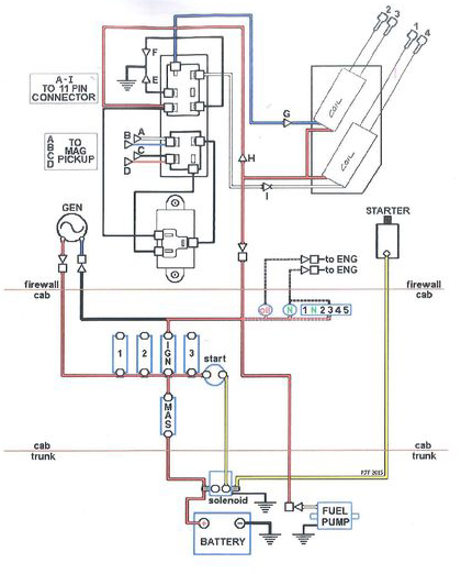 andrews motorsports technical information, block diagram, race car ignition wiring diagram