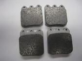 Cobalt Brake Pads, CRB.XR4.RC16/12.8mm