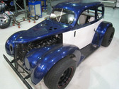 Race Car, 37 Ford Sedan, Andrews Motorsports