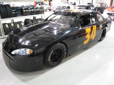 Pro Challenge Race Car 34 Andrews Motorsports