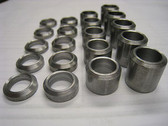 "Chassis Product, Legends Race Car, Tapered Spacer Kit 1/2"" id x 3/4"" od ( 20 pcs. total )"