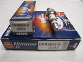 Ignition Product, NGK, Yamaha FJ, DPR8EIX-9 Spark Plug, Box Of 4