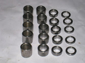 "Chassis Product, Legends Race Car, Spacer Kit 1/2""id x 3/4""od Non Tapered ( 20 pcs. total )"
