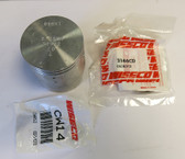 Piston, Wiseco, Wiseco Piston Kit For Suzuki RM 125 85-86 519M05450