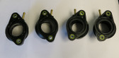 Carburetor Product, Intake Boots, Yamaha FJ, Carburetor Joints (2) 36Y-13596-00-00, (2) 36Y-13586-00-00