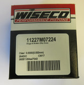 Wiseco Piston Kit, Briggs V-Twin 20 hp, Bandolero, 11227M07224