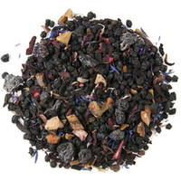 Sentosa Bingo Blueberry Herbal Loose Tea (1x8Oz)