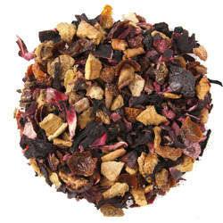Sentosa Cranberry Apple Herbal Loose Tea (1x1lb)