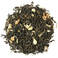 Sentosa Jasmine with Flowers Green Loose Tea (1x1lb)