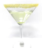 Snowy River Cocktail Sugar Yellow (1x8oz)