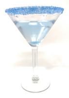 Snowy River Cocktail Sugar Sky Blue (1x8oz)