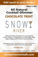 Snowy River Cocktail Sugar Chocolate Treat (1x8oz)