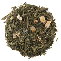 Sentosa Long Island Strawberry Premium Green Loose Tea (1x1lb)