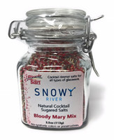 Snowy River Cocktail Sugared Salts Bloody Mary Mix (1x3.5oz)