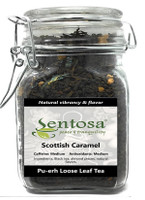 Sentosa Scottish Caramel Pu-erh Loose Tea (1x3.5oz)