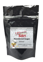 Ultimate Baker Natural Powdered Sugar Silver (1x1lb)