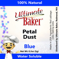 Ultimate Baker Petal Dust Blue (1x5.0g)