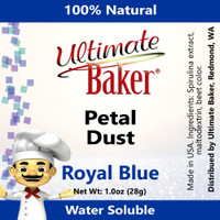 Ultimate Baker Petal Dust Royal Blue (1x28g)