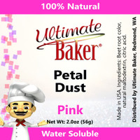 Ultimate Baker Petal Dust Pink (1x56g)