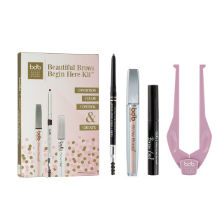 Beautiful Brows Begin Here Kit