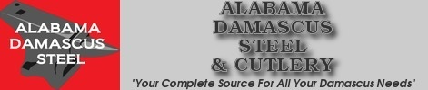 Alabama Damascus Steel & Cutlery