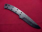 Alabama Damascus Knife Blank / ADS0088-DKB