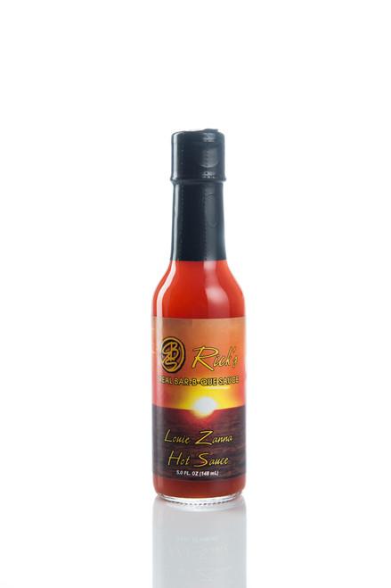Louie Z Anna Hot Sauce