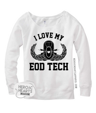 I Love My EOD Tech V2 Top