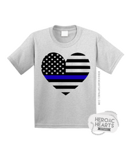 American Flag TBL Kid's Top