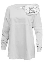 Varsity Jersey - White