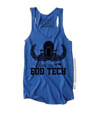 I Love My EOD Tech Top