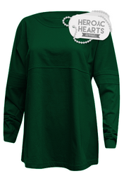 Varsity Jersey - Hunter Green