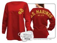 U.S. Marines Varsity Jersey