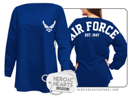 Air Force Varsity Jersey